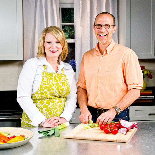 Quick-Fix Suppers with Christy Jordan