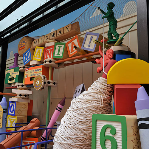 Be sure to wait in line for these rides at least once
