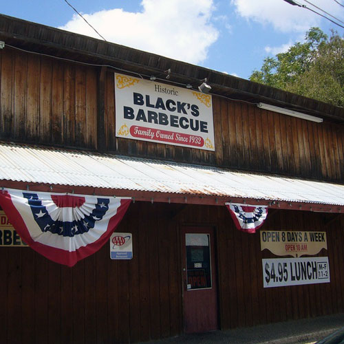Black's Barbecue, Lockhart, TX