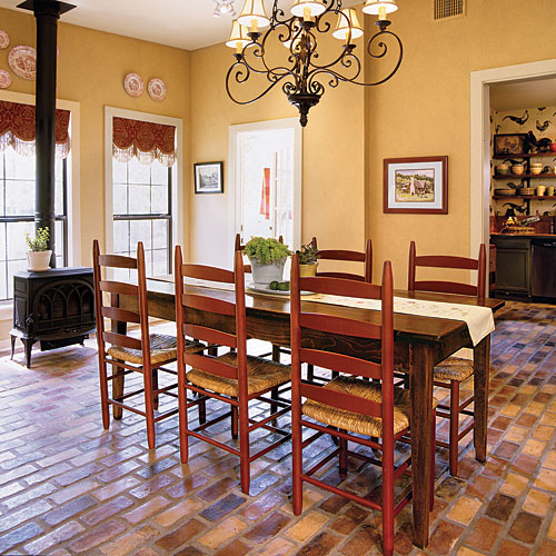 Set the Tone with Flooring
