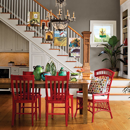 Color Your Furniture