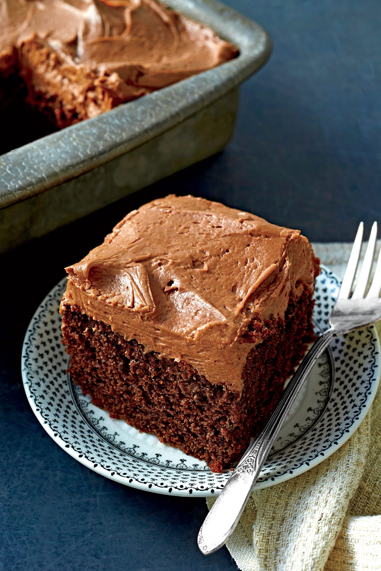 Chocolate-Mayonnaise Cake