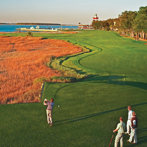 South Carolina slideshow - Harbour Town Golf Links