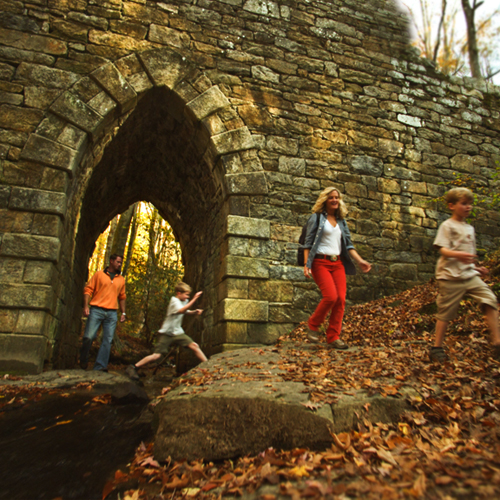The Poinsett Bridge