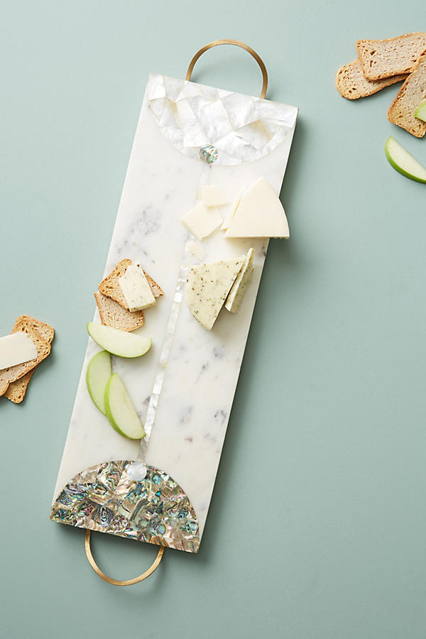 Nina Marble Cheese Board