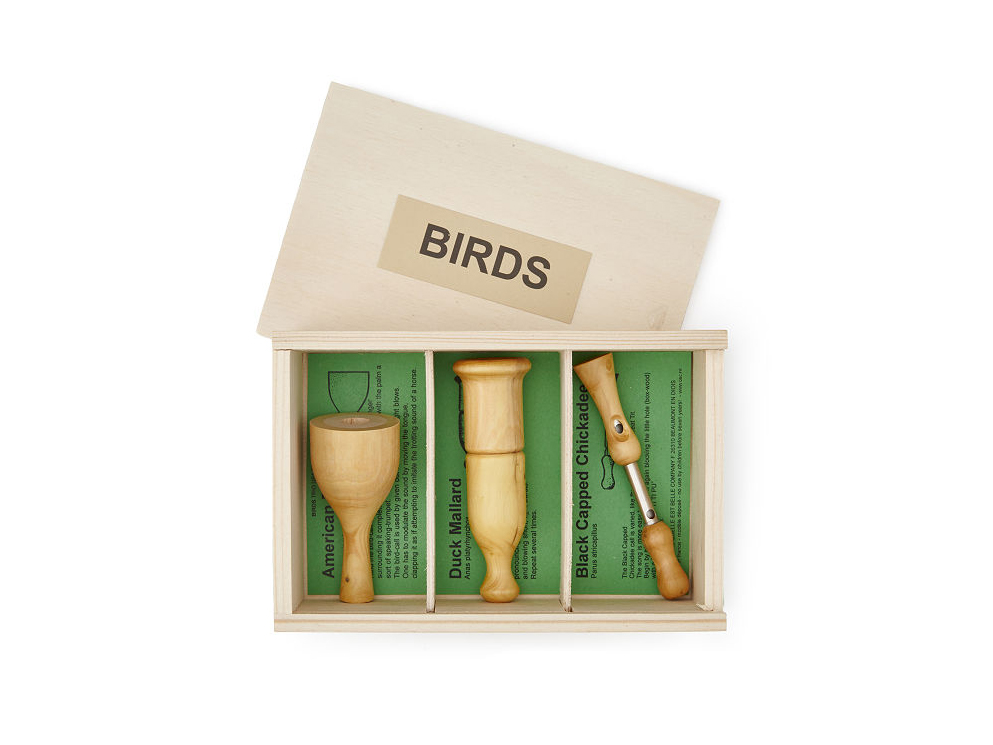 North American Bird Call Set