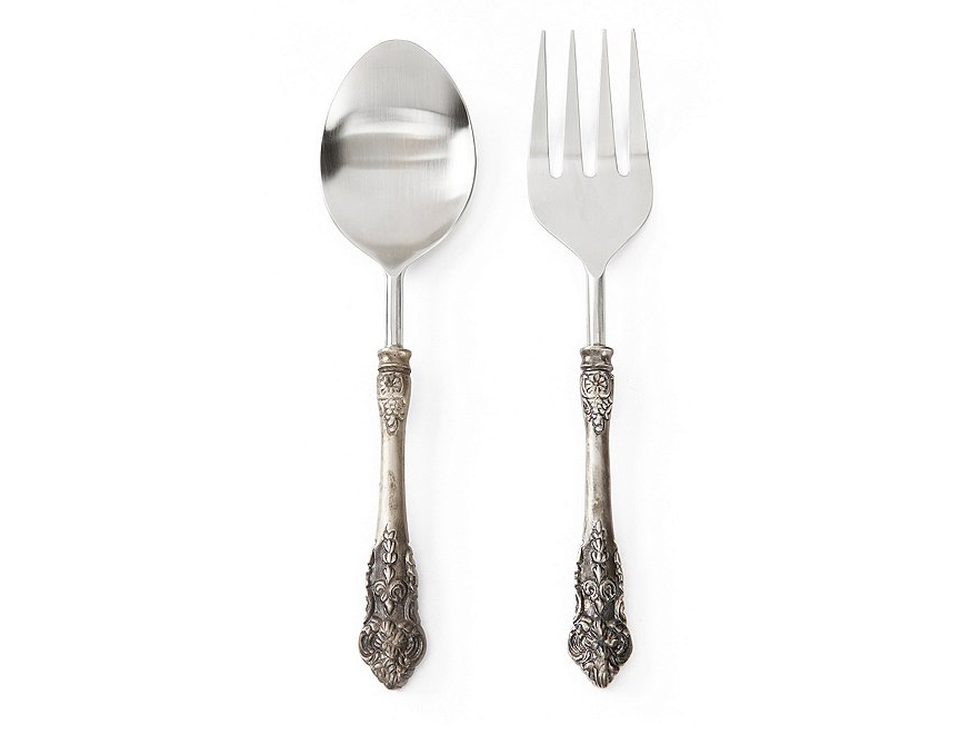 Southern Living Vintage Salad Serve Set