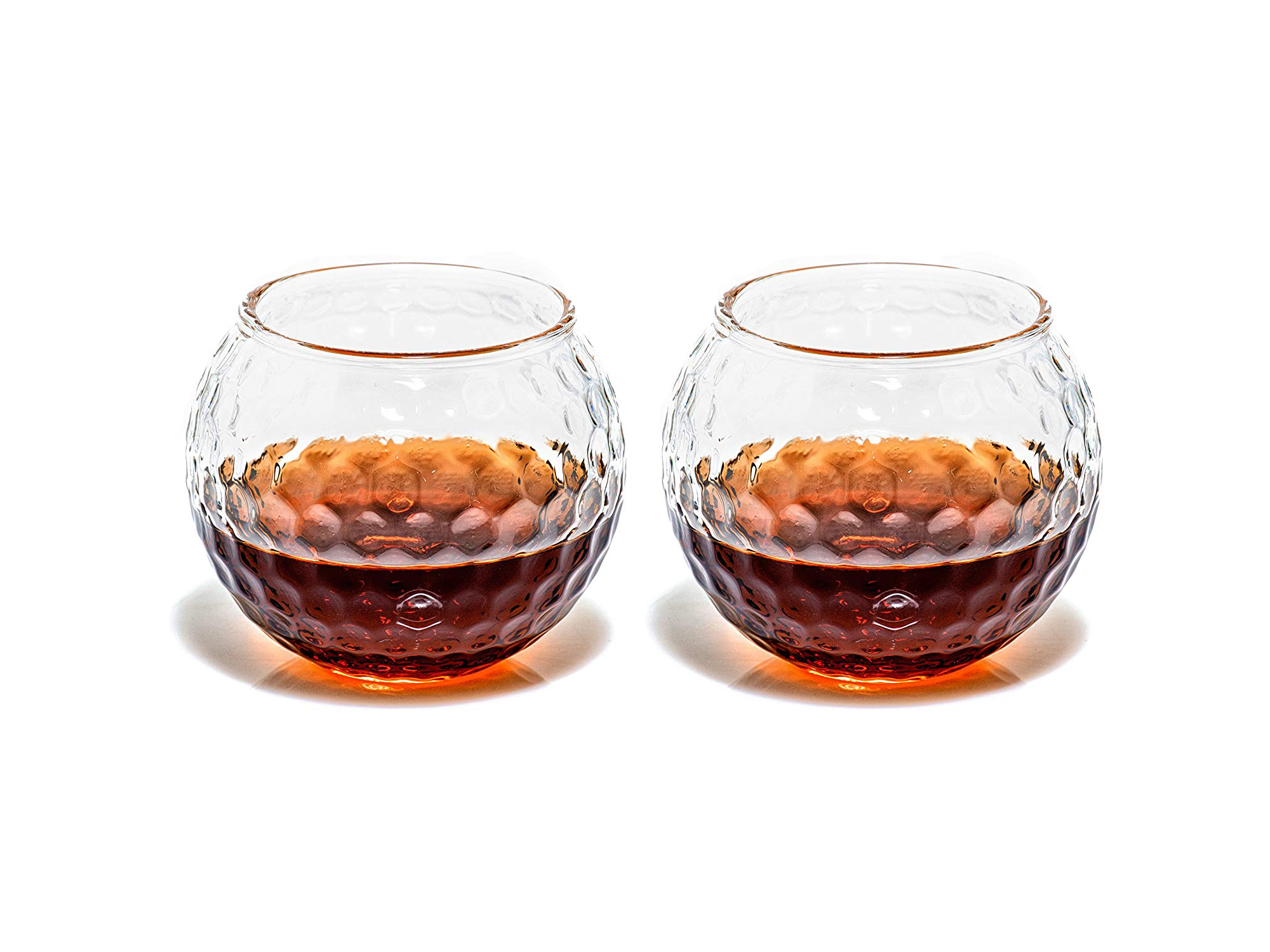 Golf Whiskey Glasses