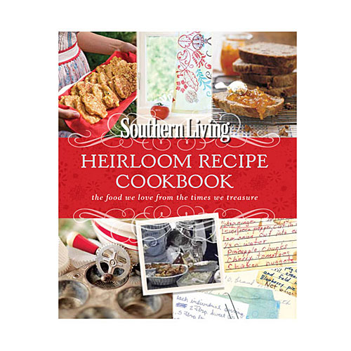 Heirloom Recipe Cookbook