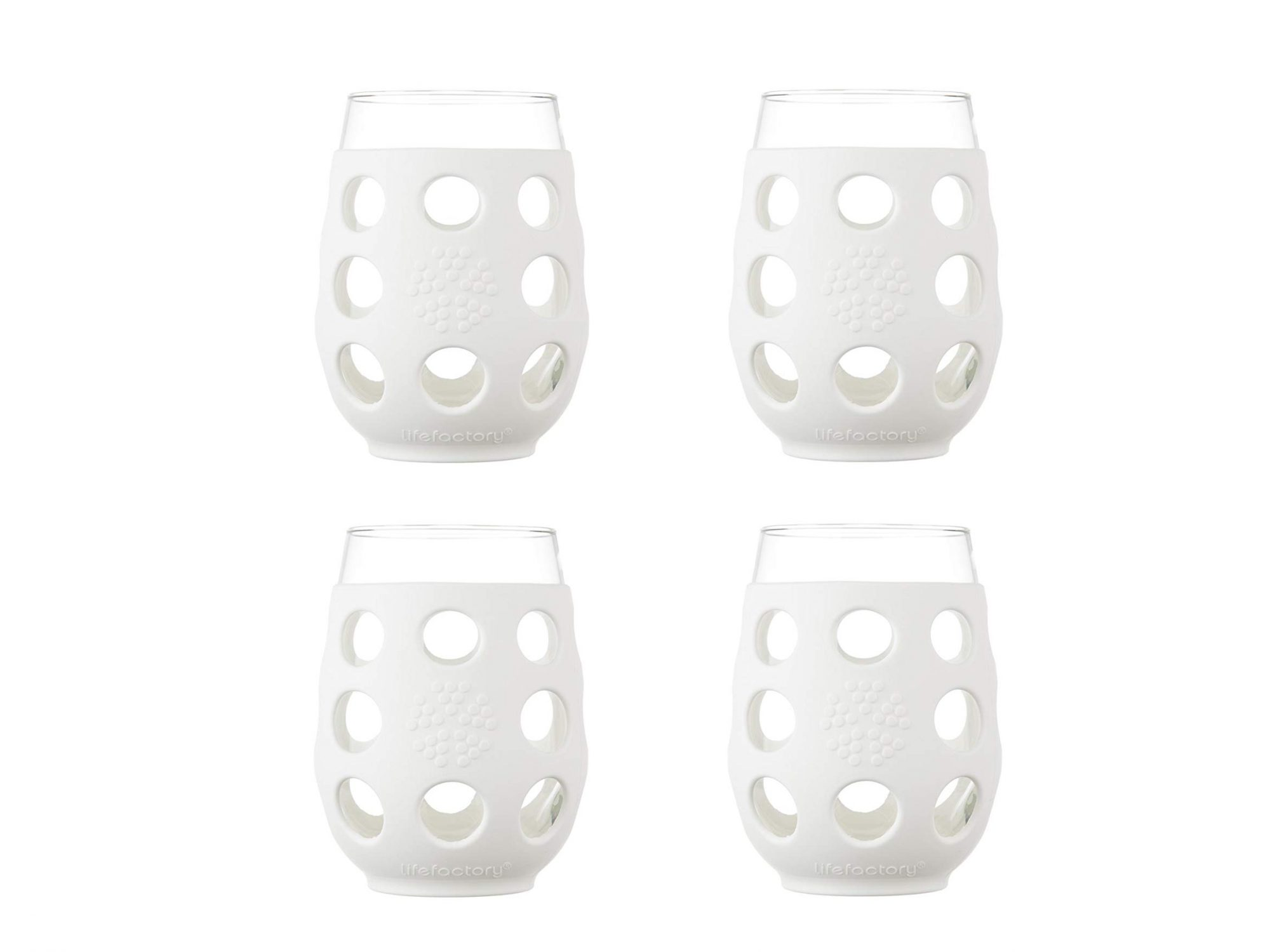 Lifefactory Wine Glass Set