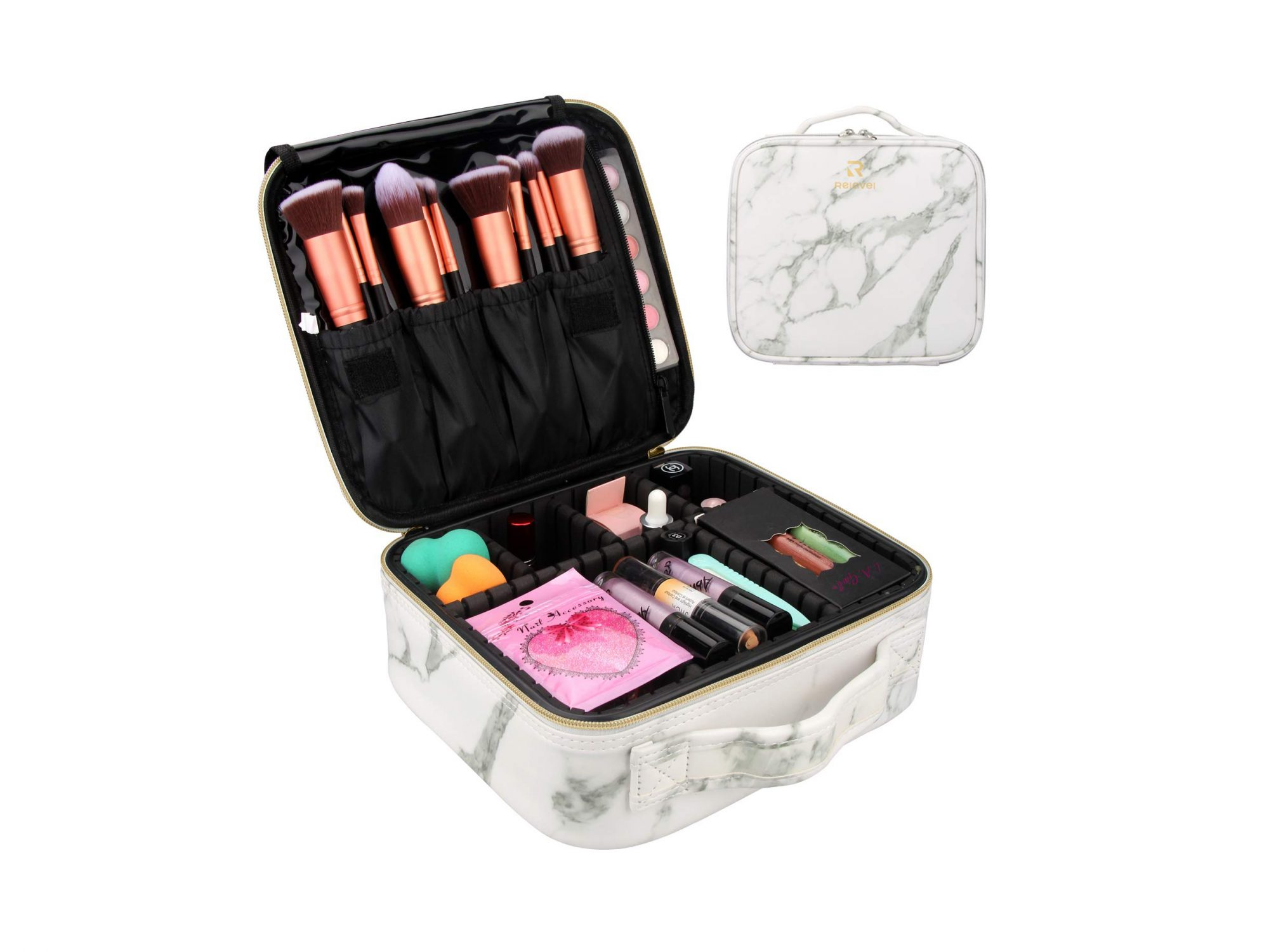 Relavel Makeup Case