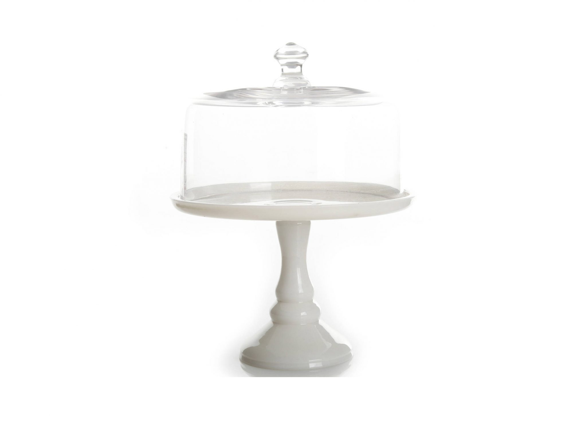 The Pioneer Woman Milk White Cake Stand