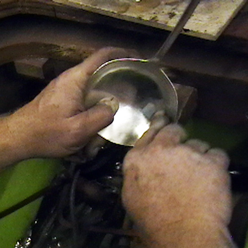 Smoothing the Ladle