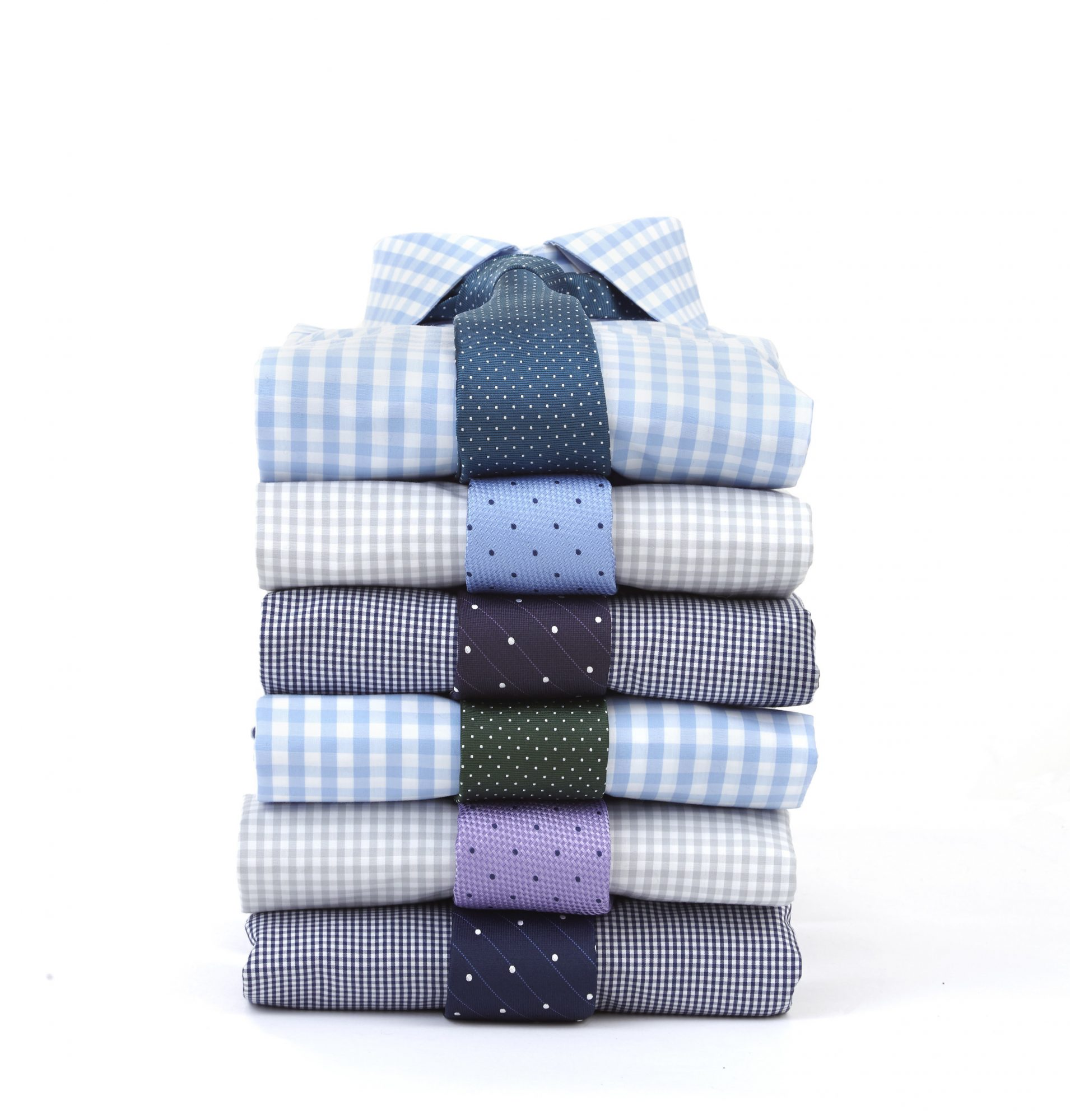 Tattersall Non-Iron Shirts