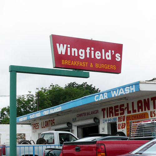Wingfield's Breakfast & Burger