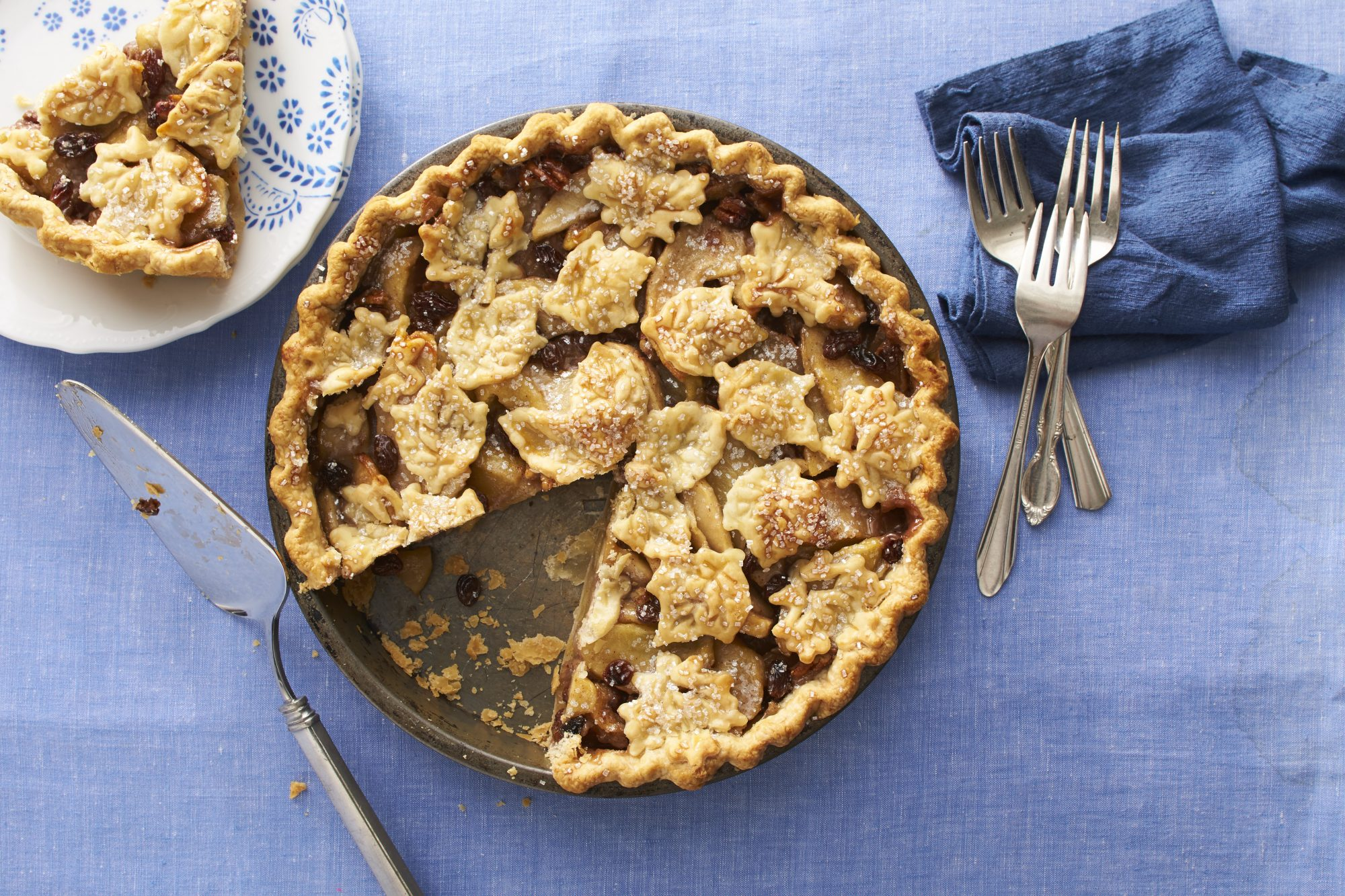 Apple-Bourbon Pie Recipe