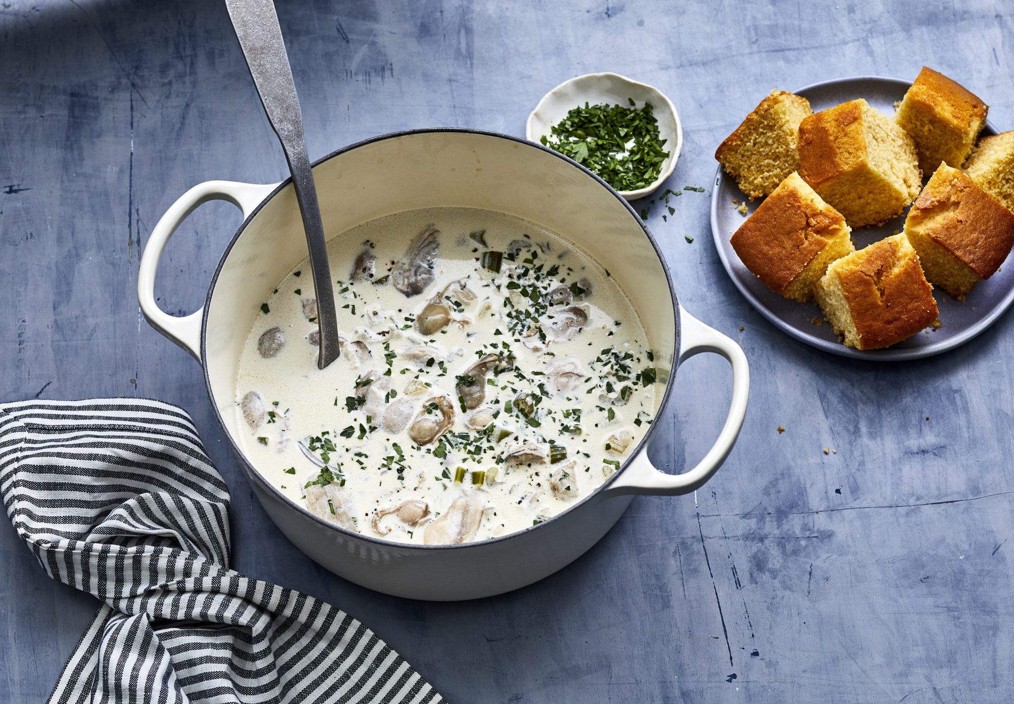 Charleston Oyster Soup Southern Living