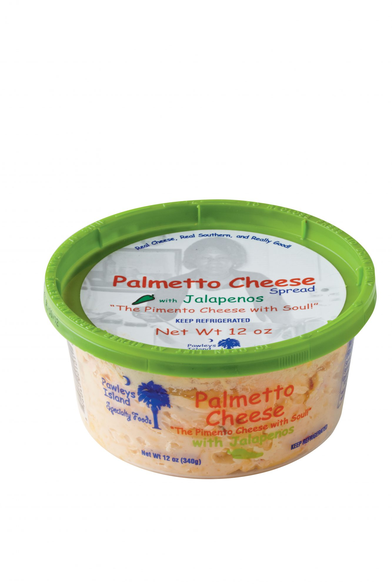 Palmetto Pimento Cheese Spread