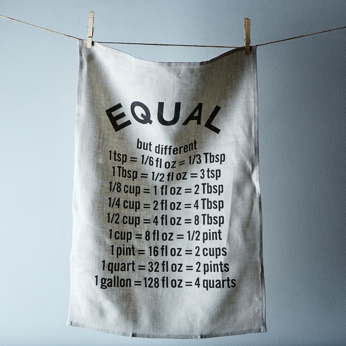 Food52 This Is Just To Say Tea Towel
