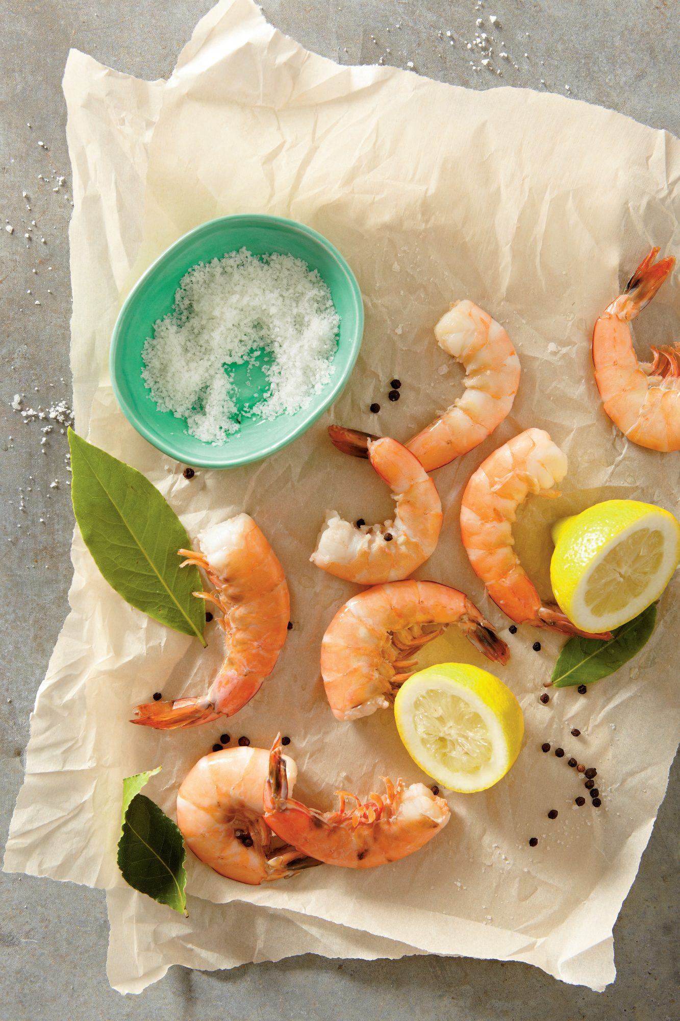 Perfect Poached Shrimp Recipe