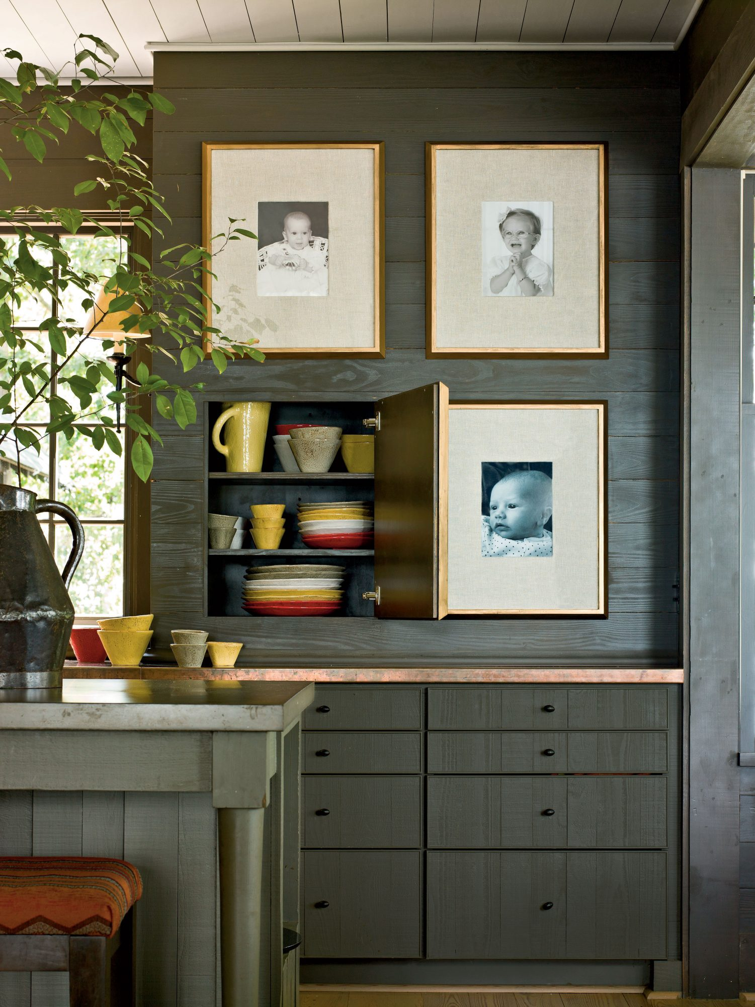 Sophisticated Camp Style: Woodsy Colors