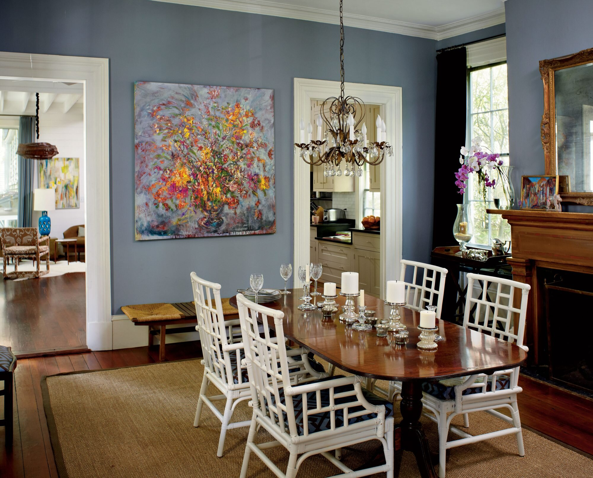 Budget Decorating Ideas: Embrace Your Inheritance | Southern ...