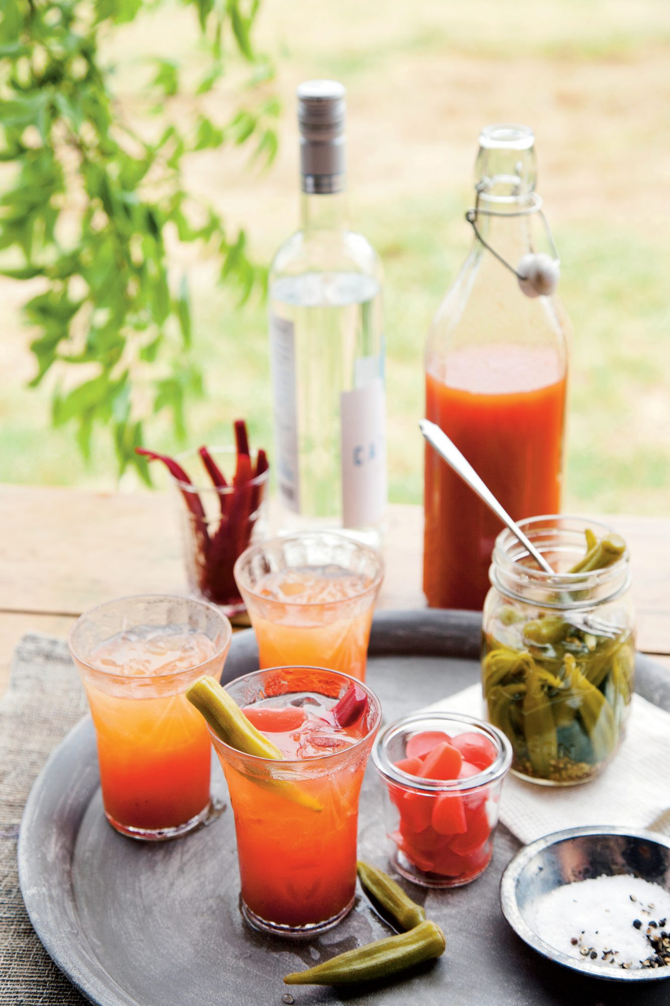 Heirloom Bloody Mary Mix