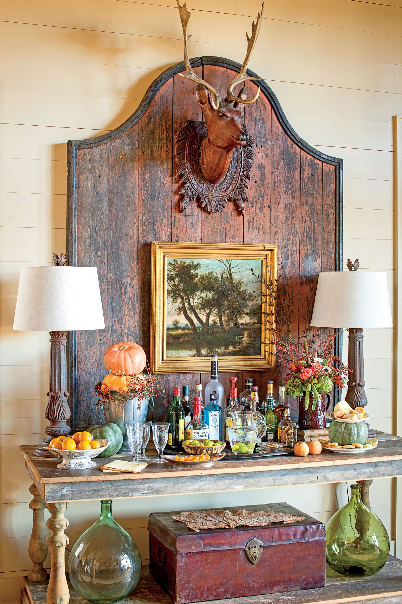 ideas for decorating your home with antiques better.htm 90 fall decorating ideas for a beautiful autumn season southern  90 fall decorating ideas for a
