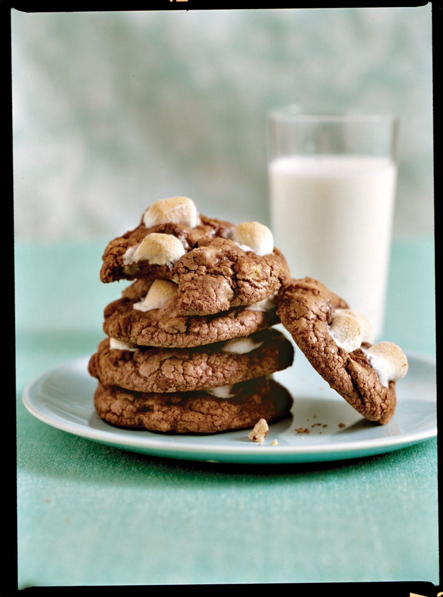 Best Cookies Recipes: Mississippi Mud Cookies Recipes
