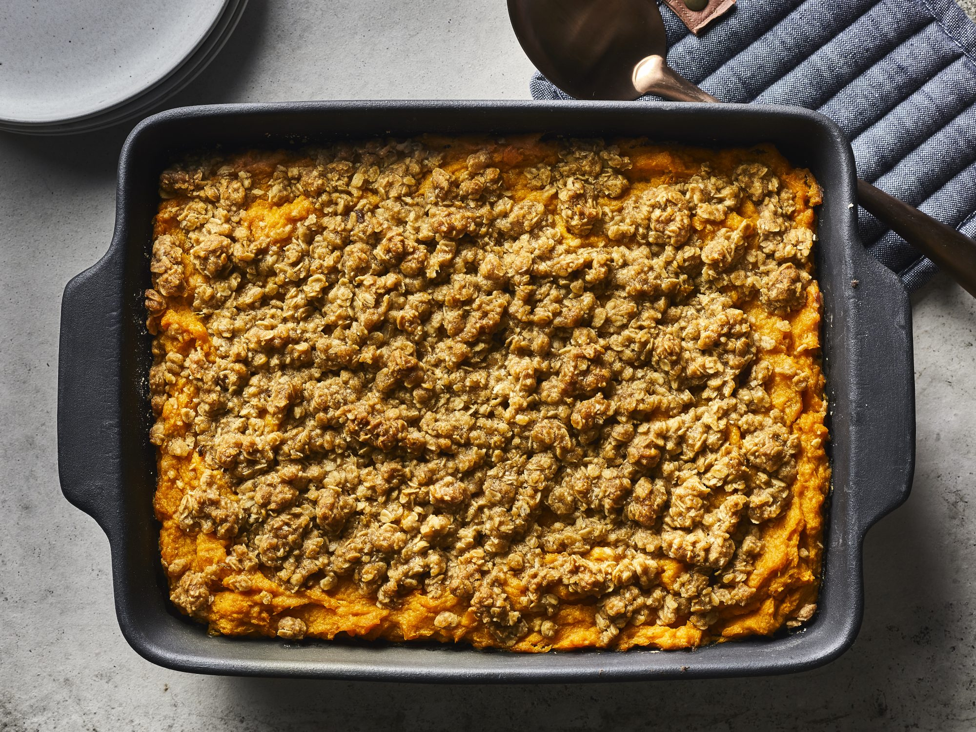 Make-Ahead Sweet Potato Casserole