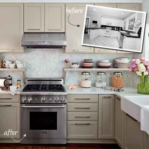 Stylish & Functional Cottage Kitchen