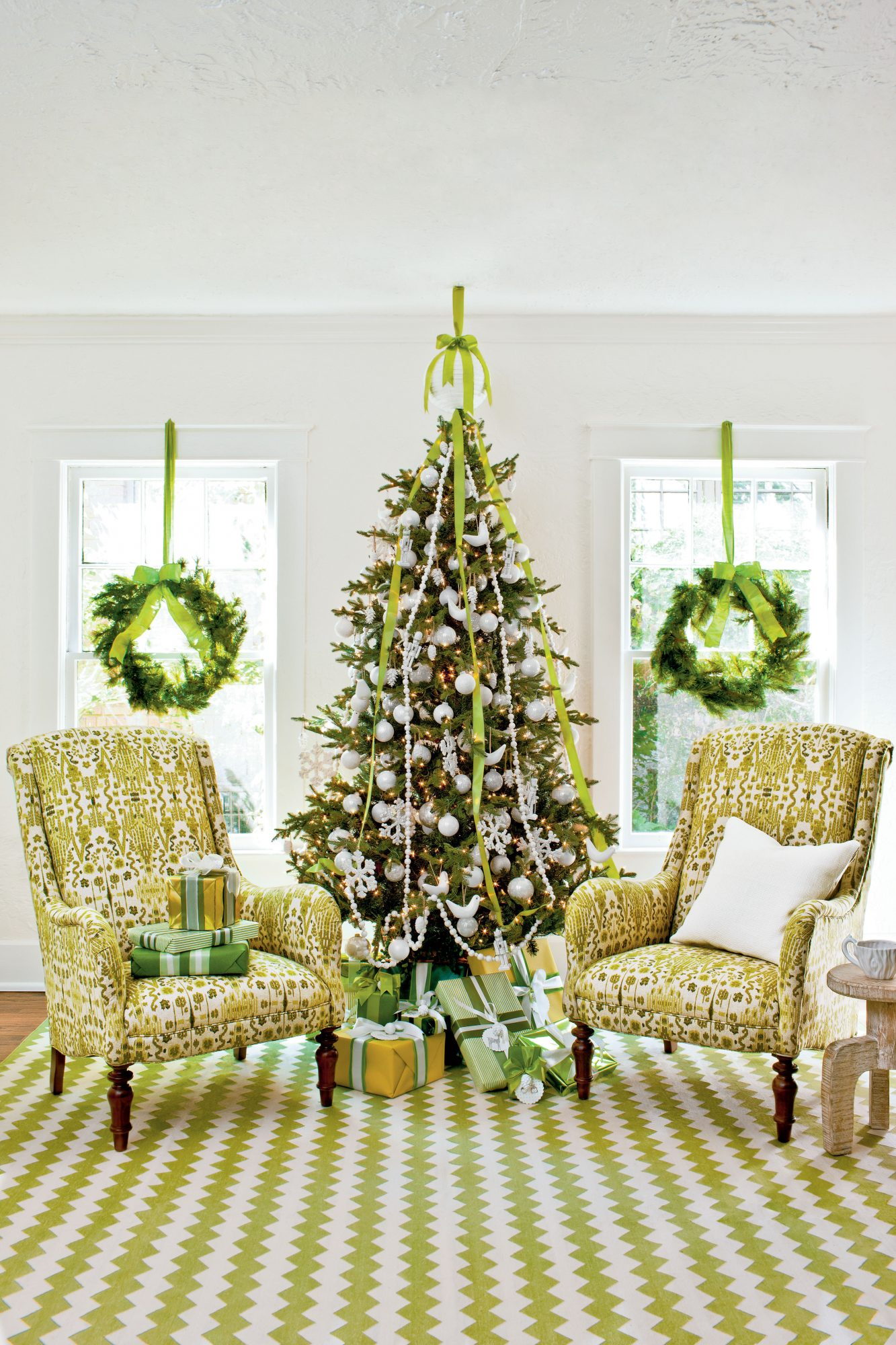 Fresh Green Decorations