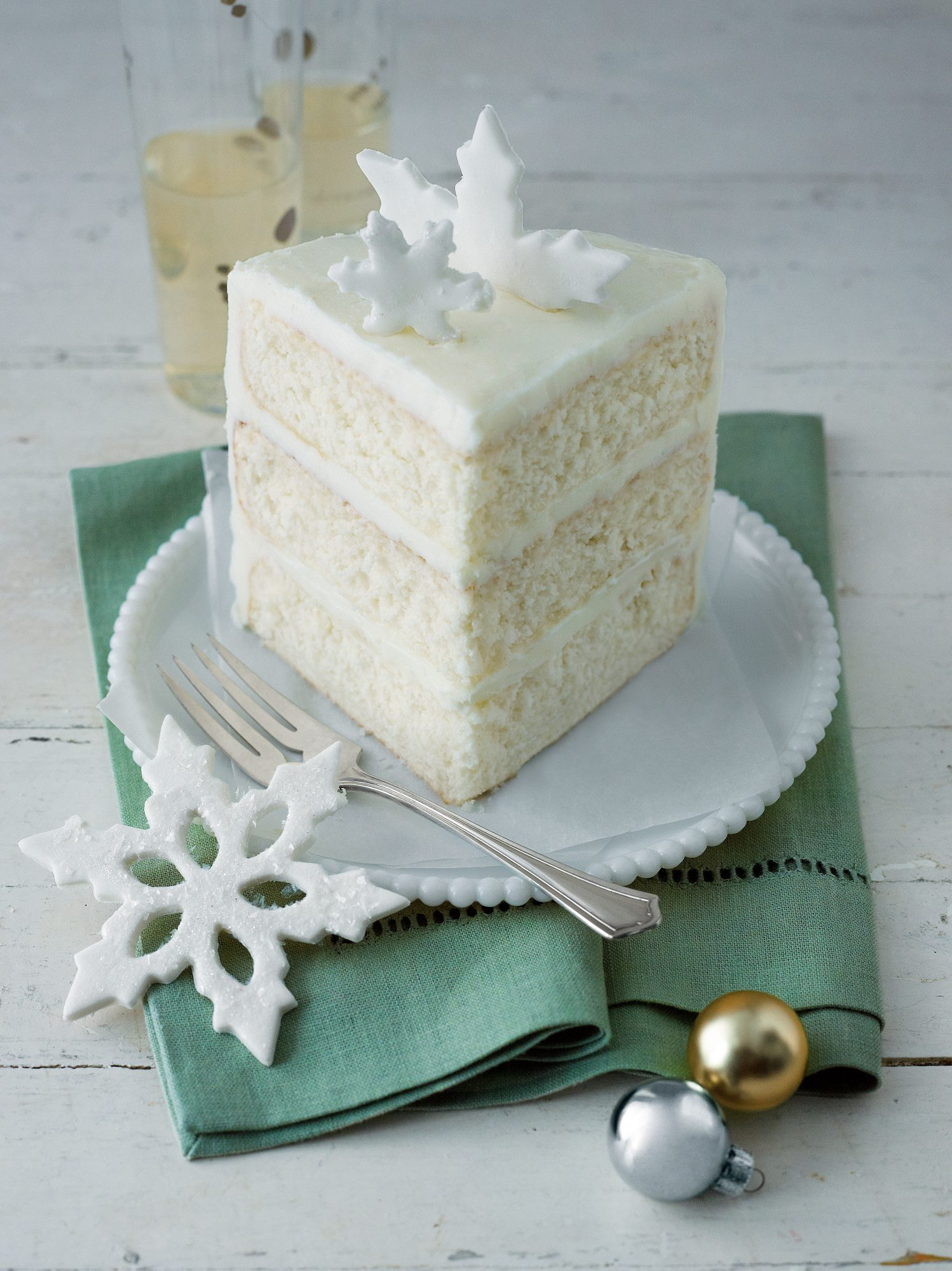 Mrs. Billett's White Cake