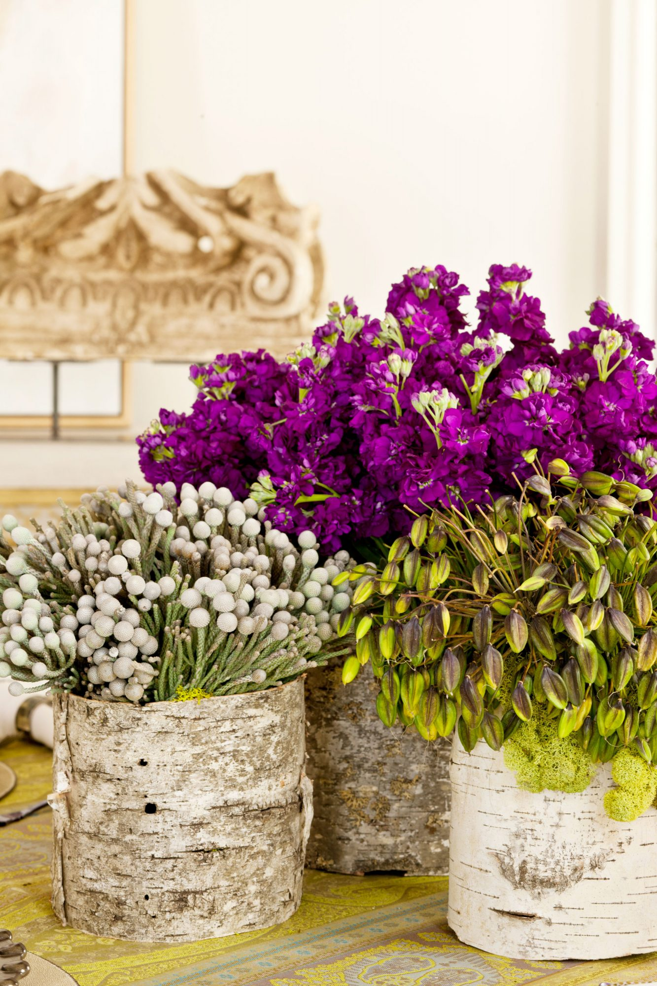 Skip the Mixed Bouquet