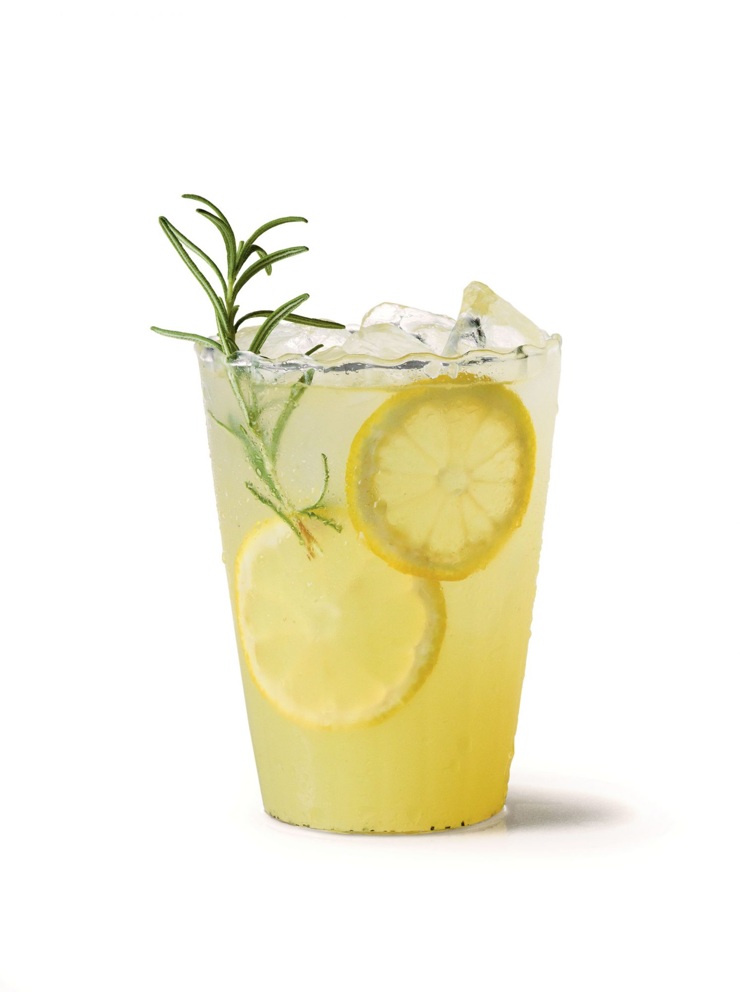 Vanilla-Rosemary Lemonade