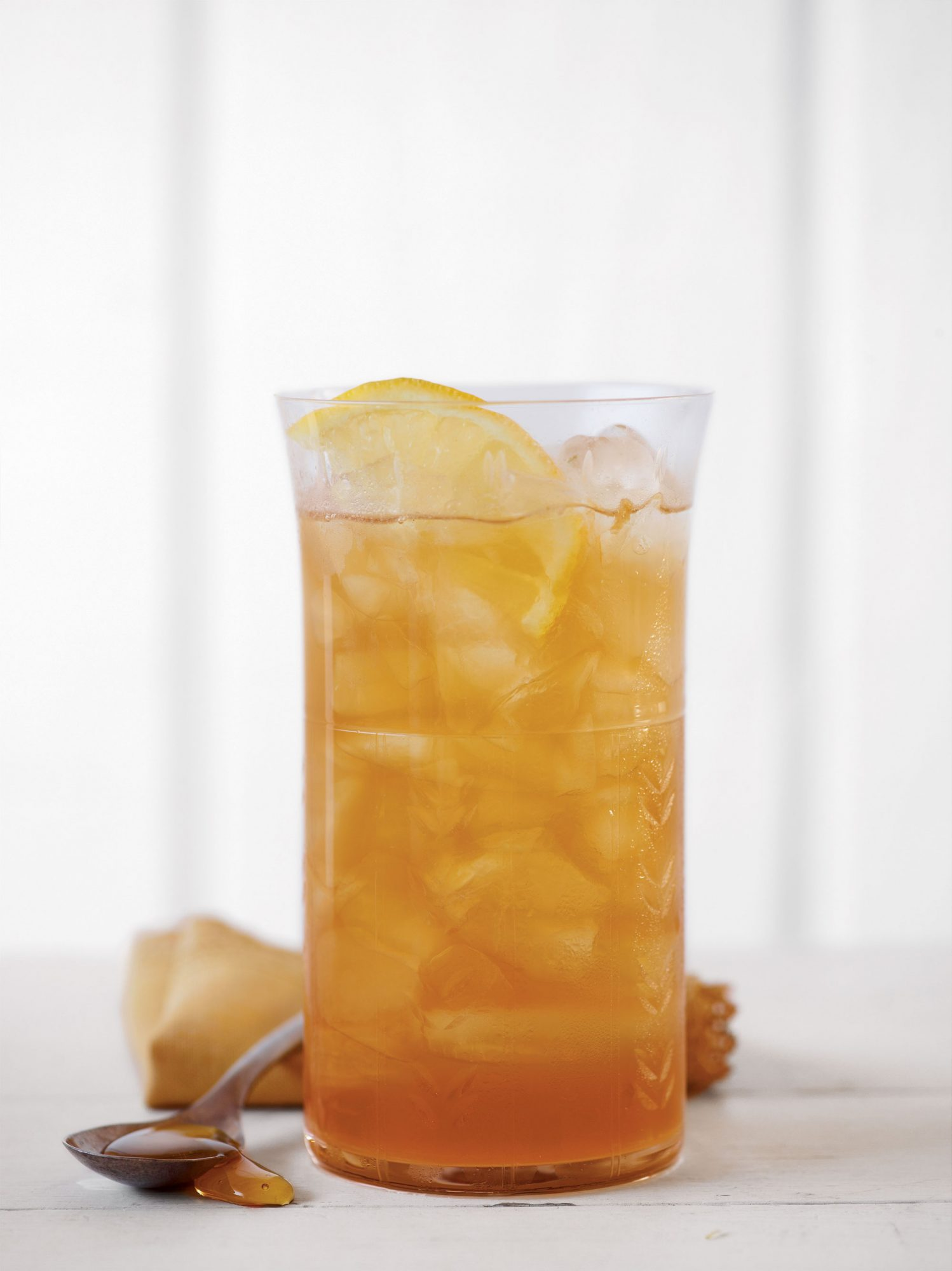 Ginger-and-Honey Sweet Tea Southern Living