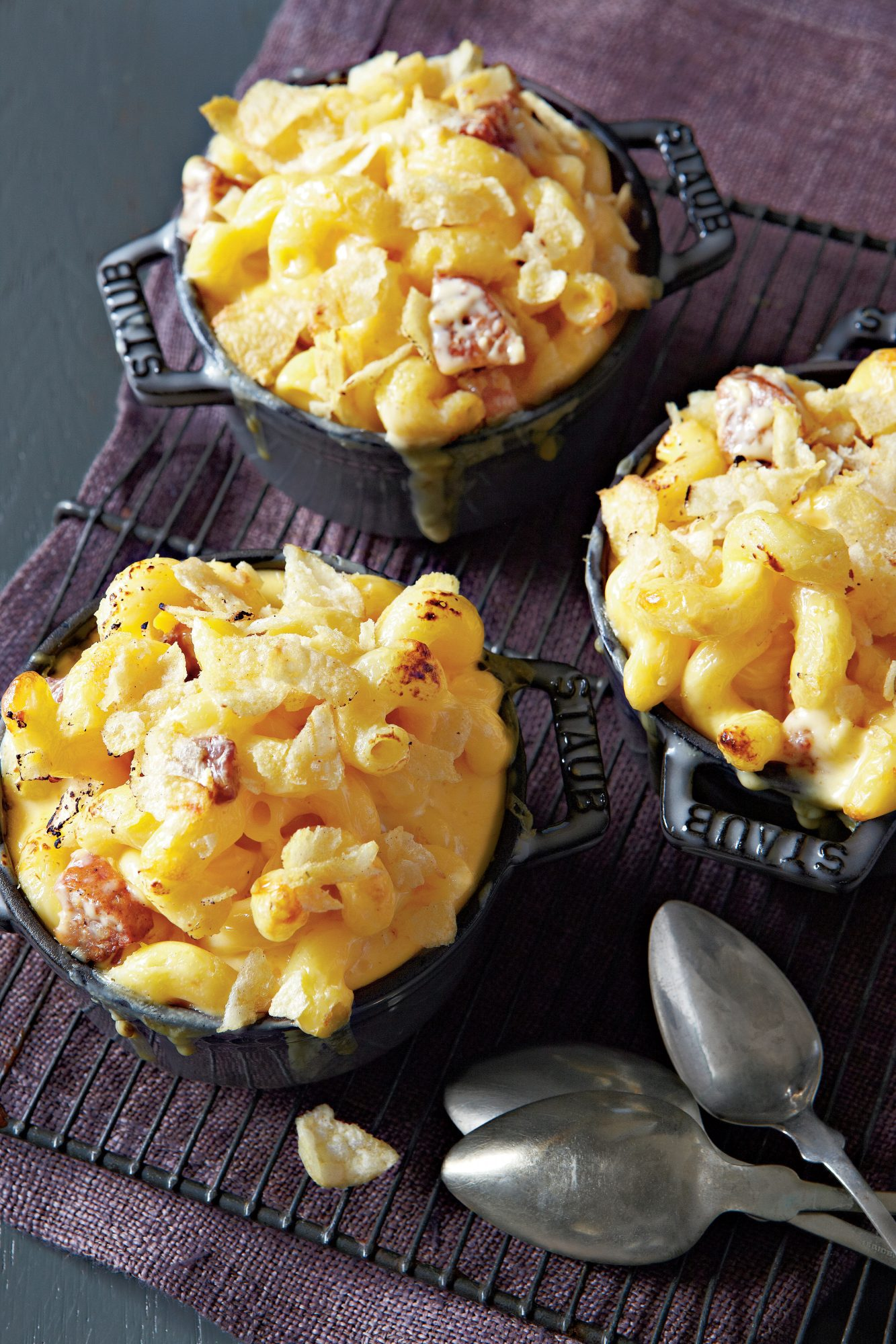 Gussied Up Mac 'n' Cheese