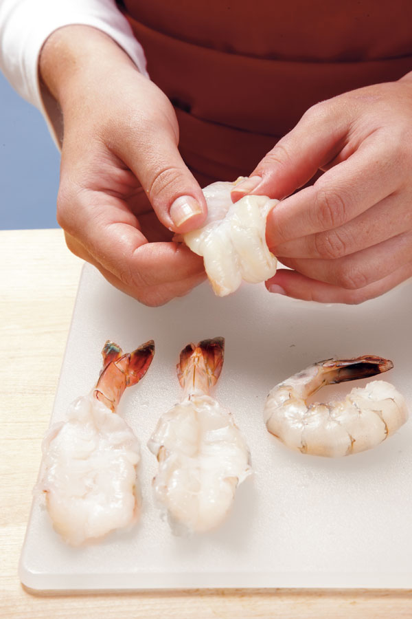 Step 3: Open Shrimp