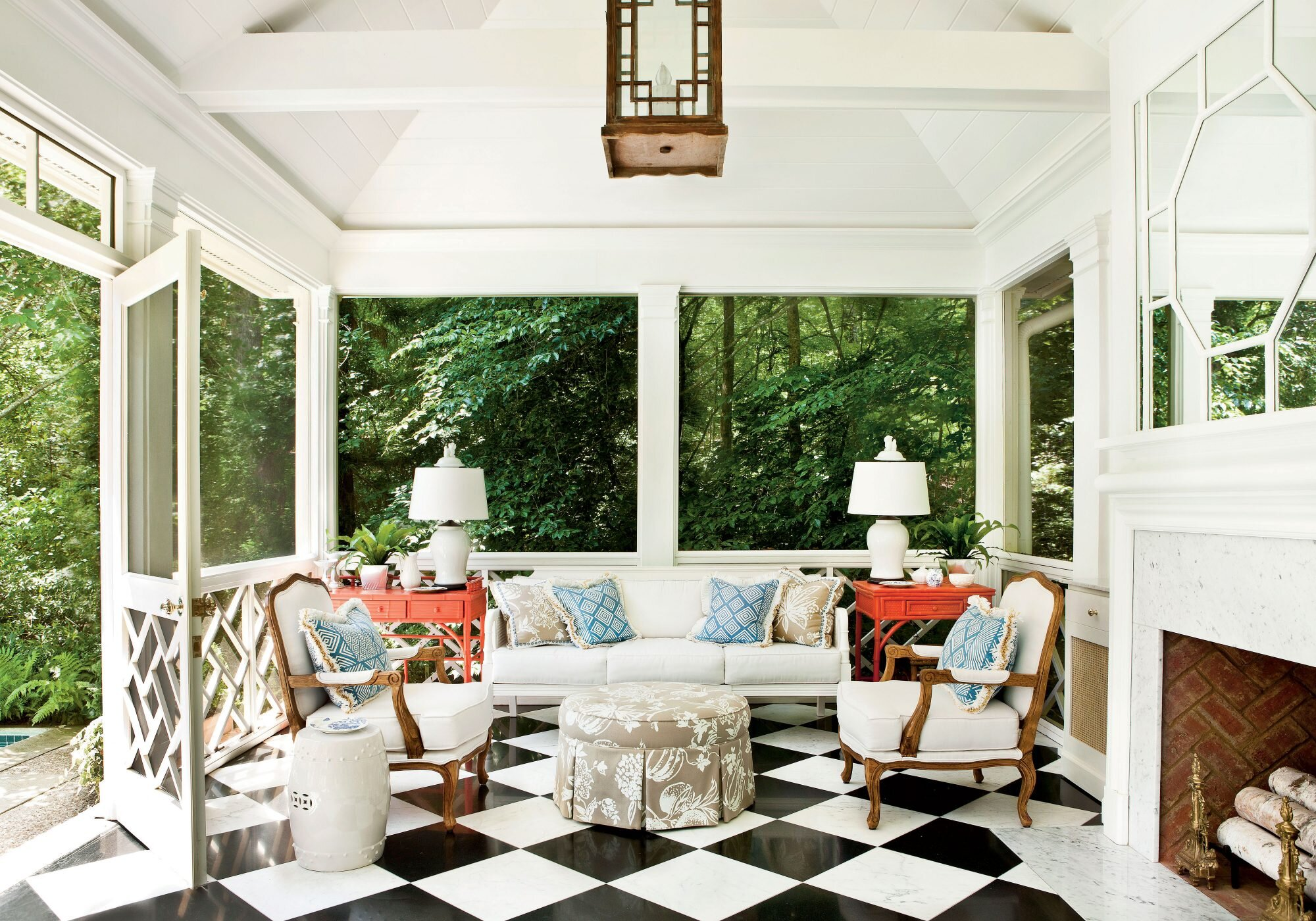 Summer House Backyard Retreat Southern Living