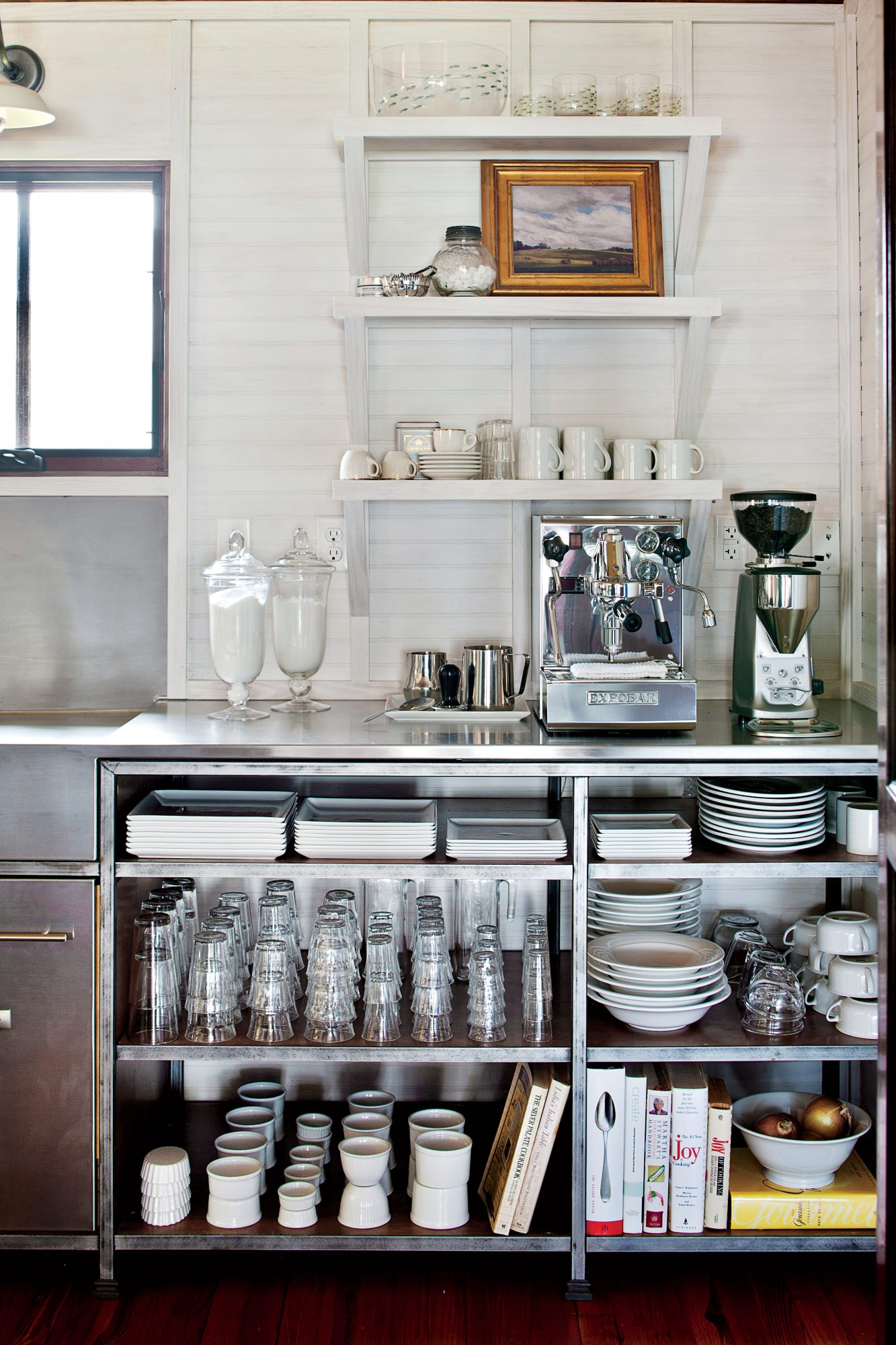 Commercial Kitchen Storage