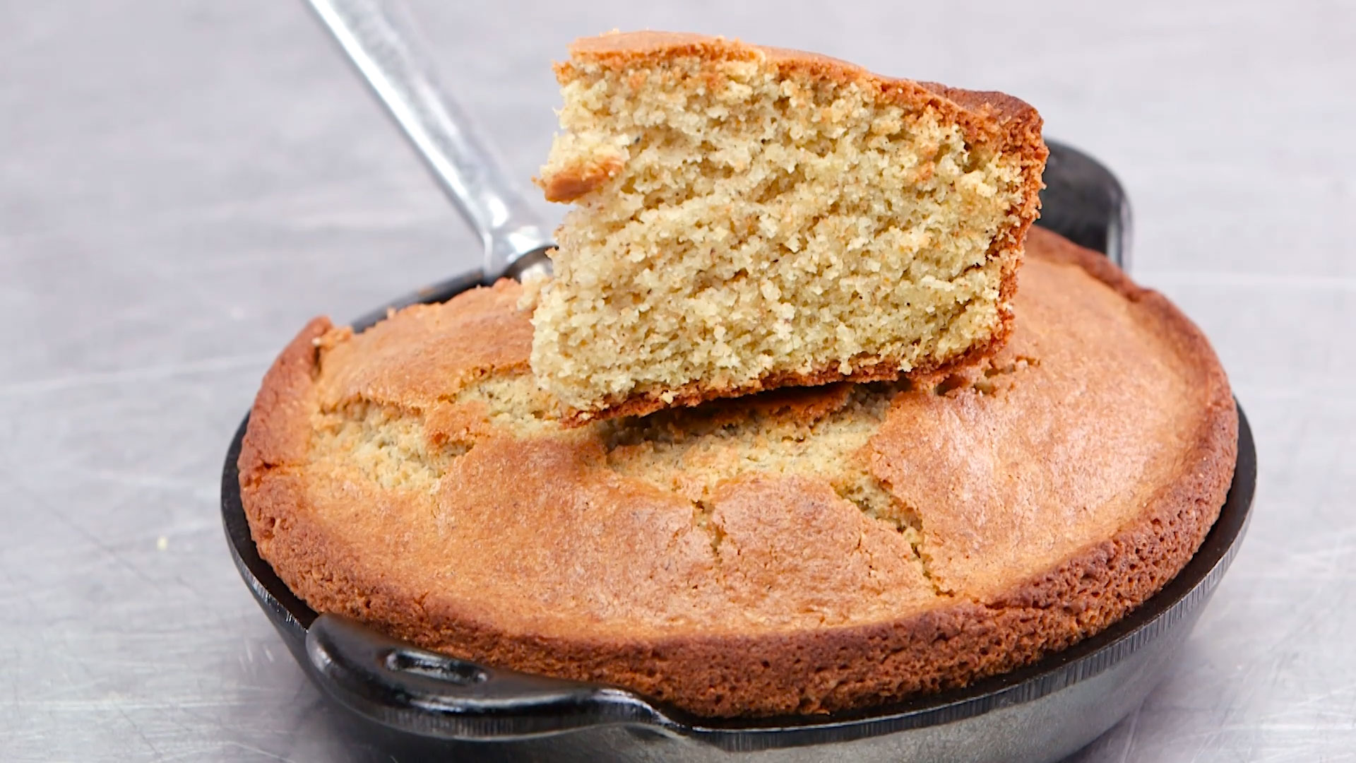 Alex Harrell Sweet Cornbread Cake