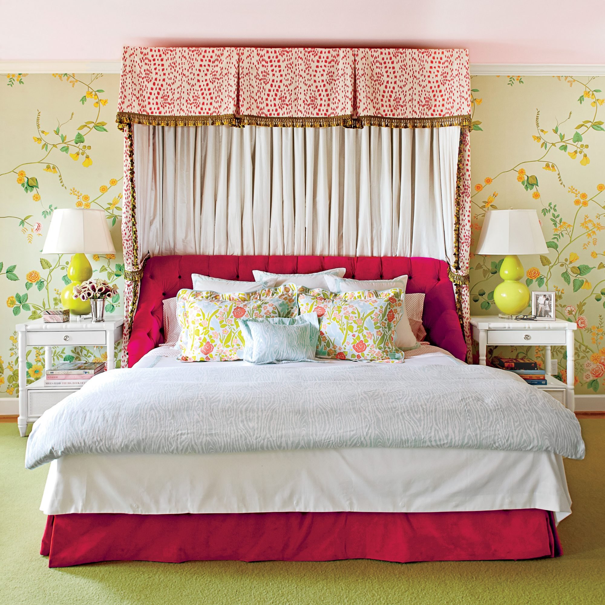 What She Did   Master Bedroom