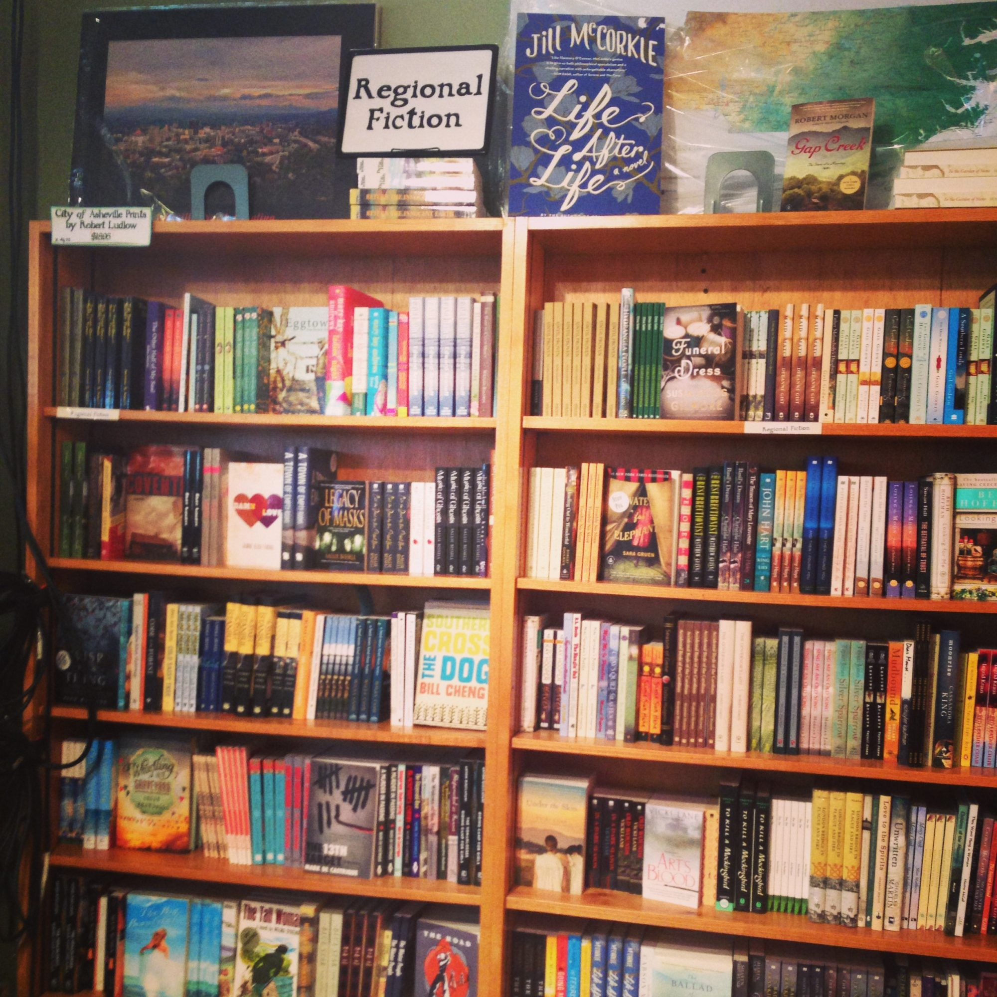 4. Malaprop's Bookstore/Cafe (Asheville, North Carolina)