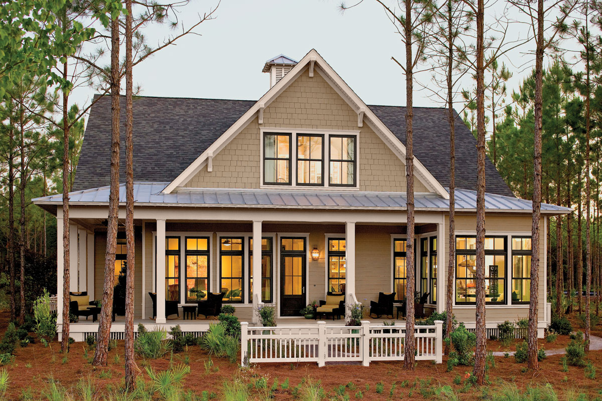 Tucker Bayou House Plan