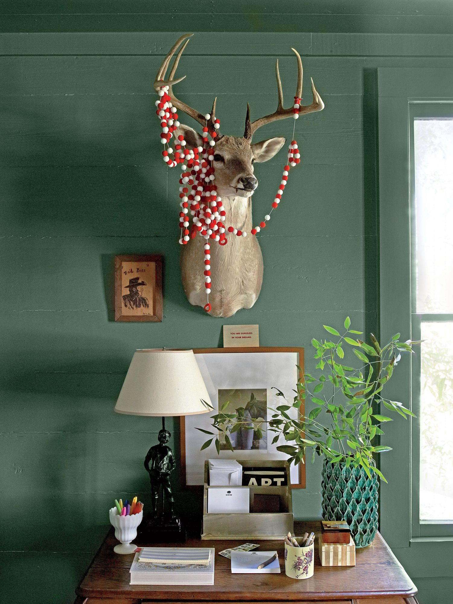 Holiday Details: Eclectic Collections