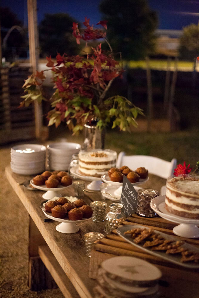 Set Up a Dessert Table
