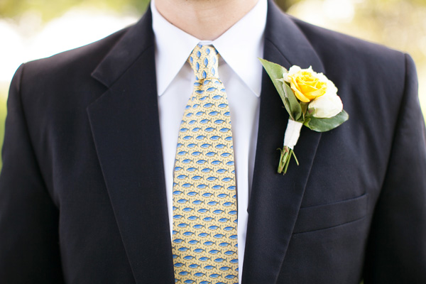 southern-wedding-yellow-boutonniere.jpg