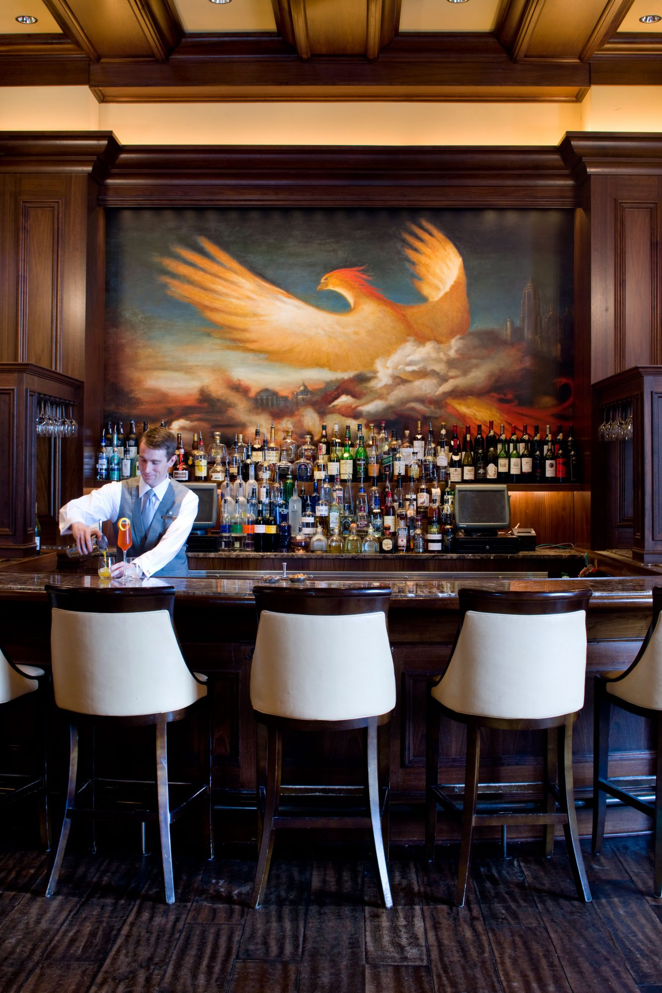 The St. Regis Bar, Atlanta, Georgia