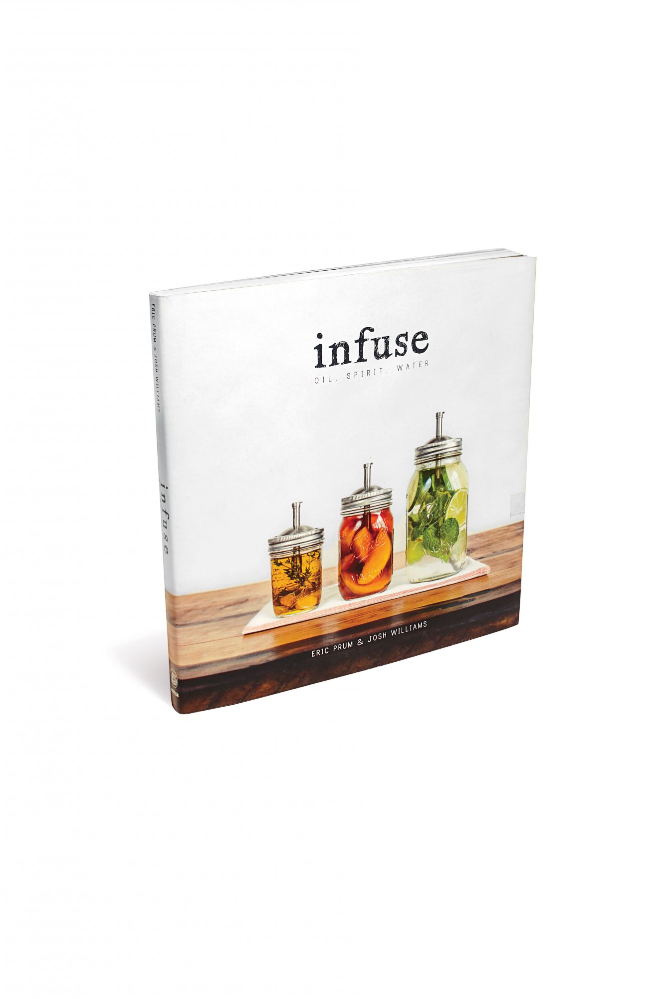 Infuse Cookbook Josh Williams and Eric Prum