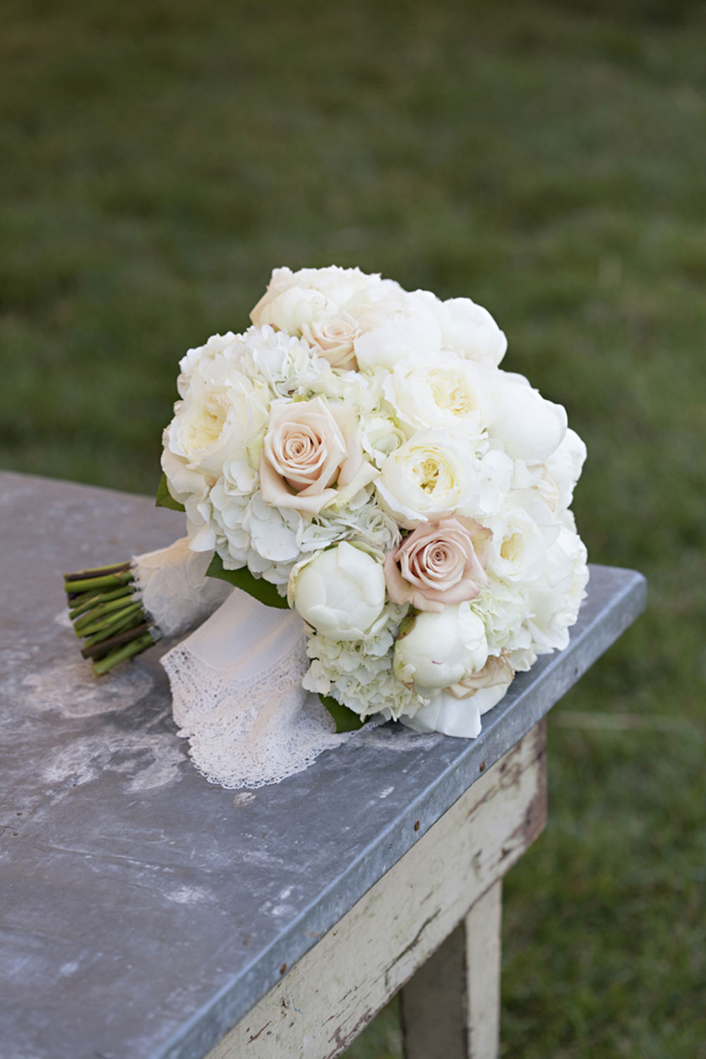 Crisp and Classic Bouquet